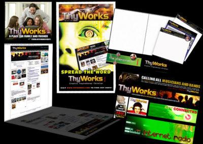 ThyWorks Social Media